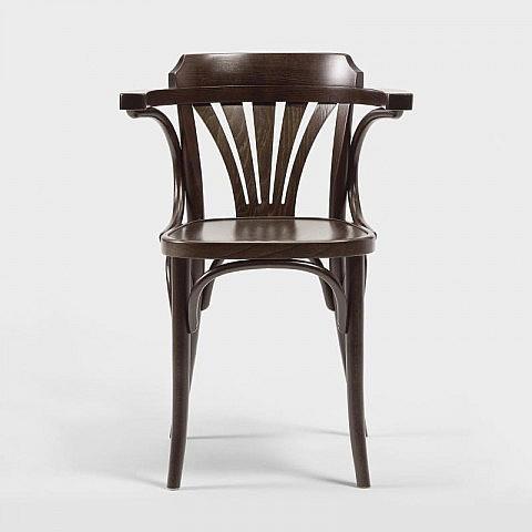 ton kaffeehausstuhl nr 24 mit armlehne biber umweltprodukte versand. Black Bedroom Furniture Sets. Home Design Ideas