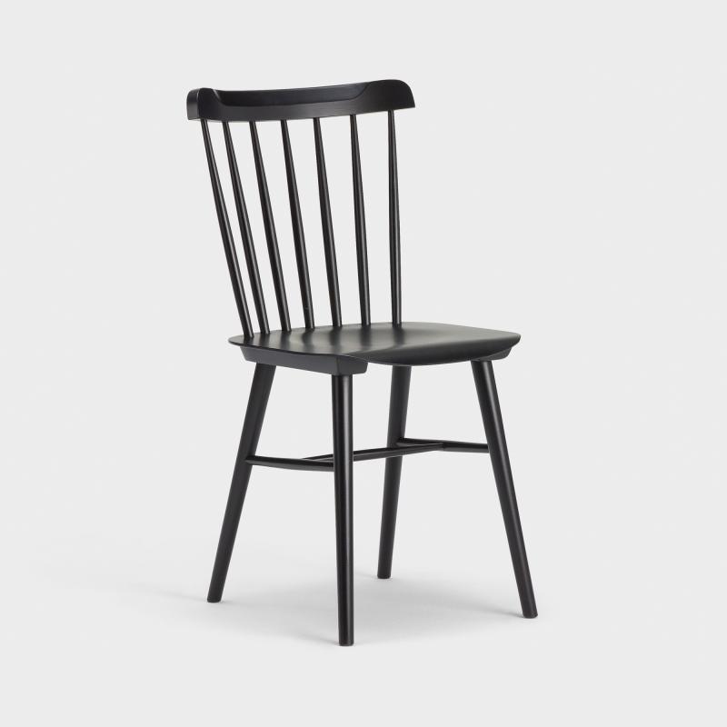Ton Stuhl Nr. 35, Schwarz