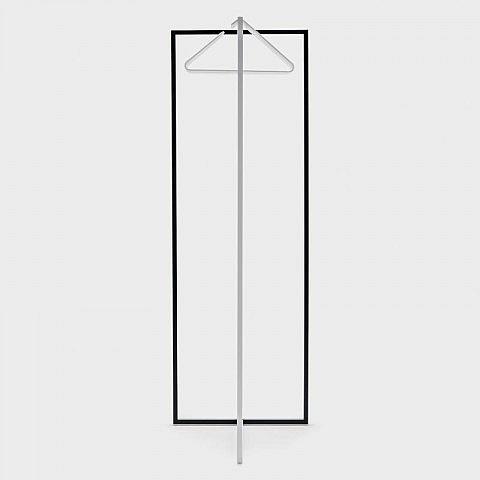 garderobe freistehend aluminium. Black Bedroom Furniture Sets. Home Design Ideas