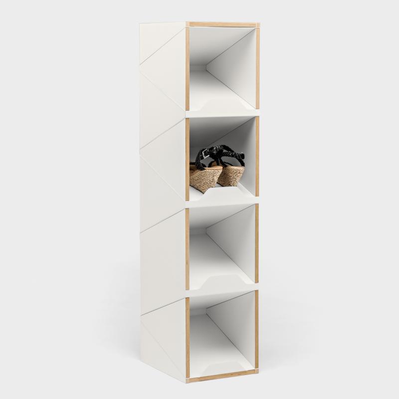 schuhregal schmal und hoch excellent auf amazonde fr. Black Bedroom Furniture Sets. Home Design Ideas