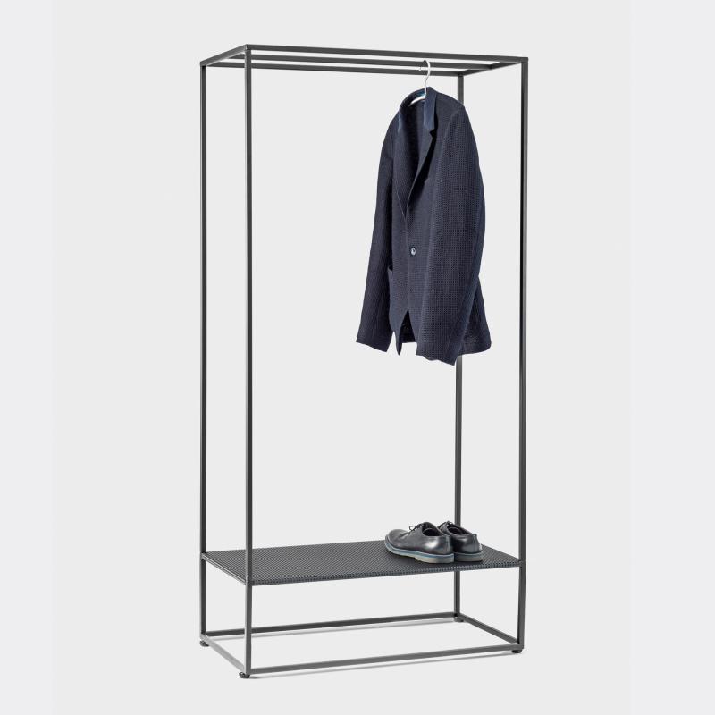 garderobe latest wallfixed wardrobe kent with garderobe. Black Bedroom Furniture Sets. Home Design Ideas
