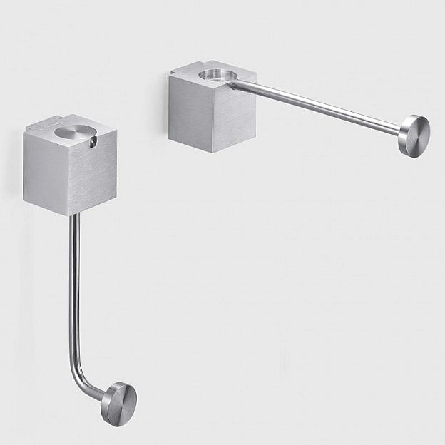 Klapphaken Aluminium/Edelstahl