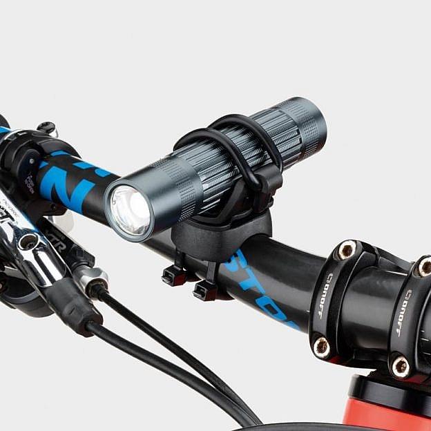 Fahrradhalter für Stabtaschenlampe Q3