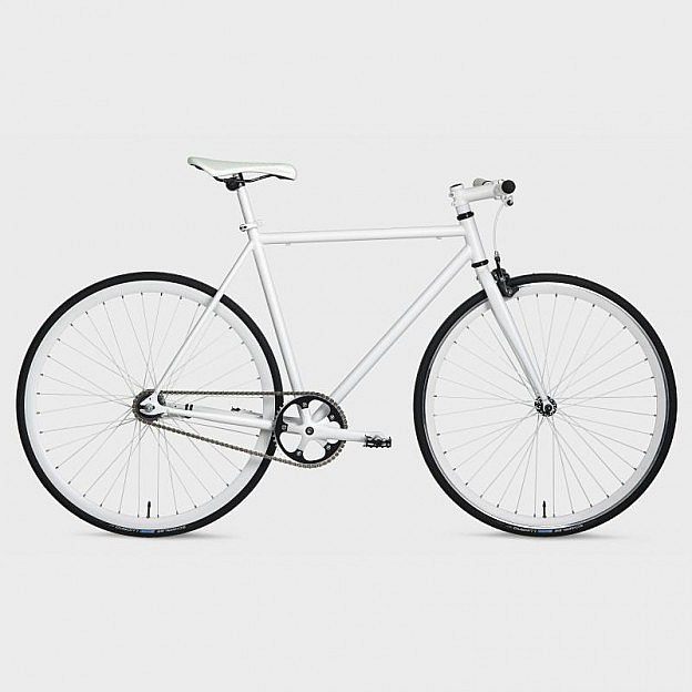 Design-Fahrrad mit 2-Gang-Automatik
