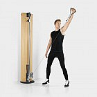Multi-Trainingsgerät Slim Beam, Eiche