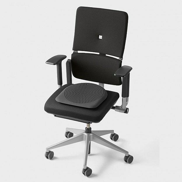 Aktiv-Sitzauflage für Rückentraining