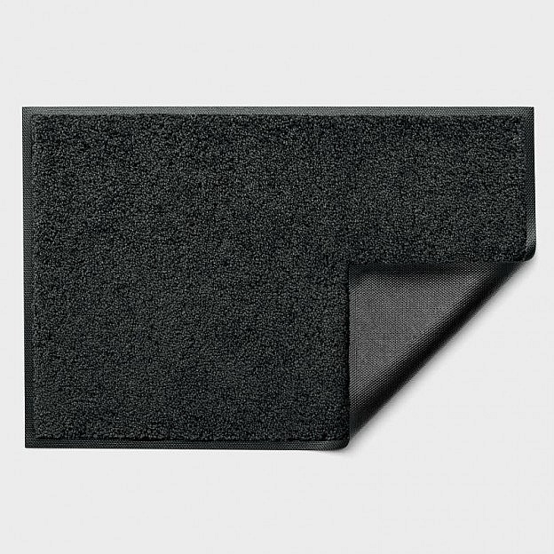 Fußmatte Polyamid 60 x 180 cm, schwarz