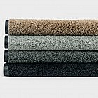 Fußmatte Polyamid 75 x 120 cm, grau