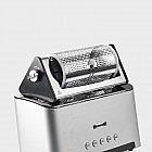 Rotierender Toasteraufsatz Edelstahl