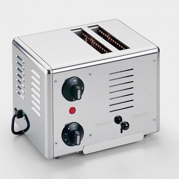 Rowlett-Toaster Premier, 2 Schächte