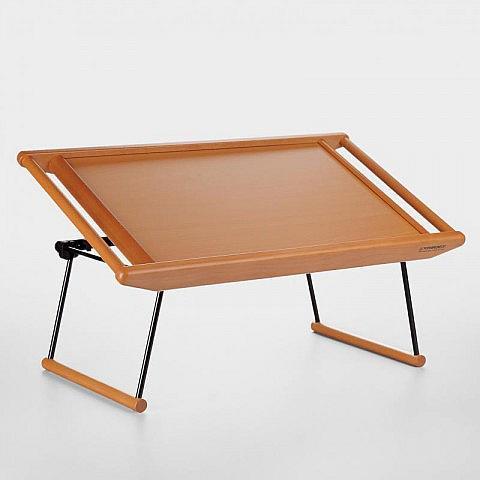 bett tablett mit neigungsverstellung biber umweltprodukte versand. Black Bedroom Furniture Sets. Home Design Ideas