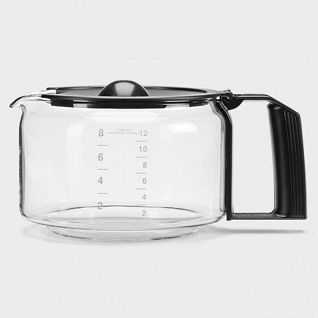 Ersatzglaskanne zu Kaffeemaschine mit Warmhalteplatte