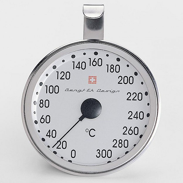 Backrohrthermometer