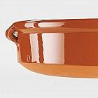 Tonkasserolle aus Spanien, 36 cm