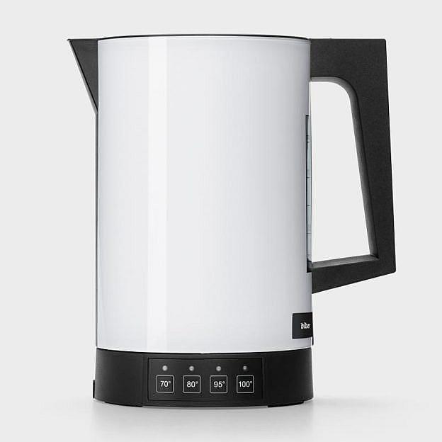 Wasserkocher 1,1 l, Bianco