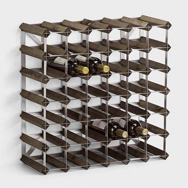 Weinregal für 42 Flaschen