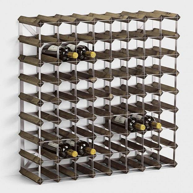 Weinregal für 72 Flaschen