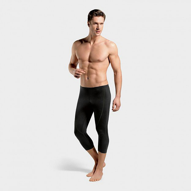 Herren-Funktionsleggings 3/4