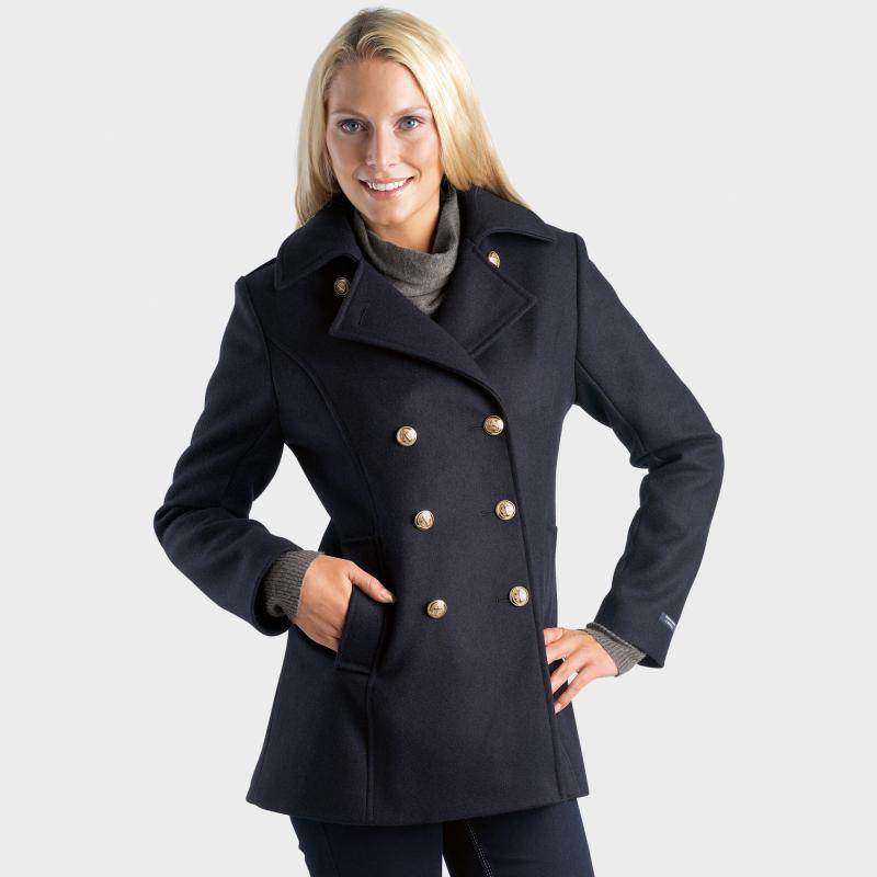 marine jacke damen