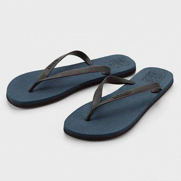 Damen-Zehenteiler, blau