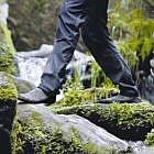 Barfuß-Schuh mit Zehenschutz
