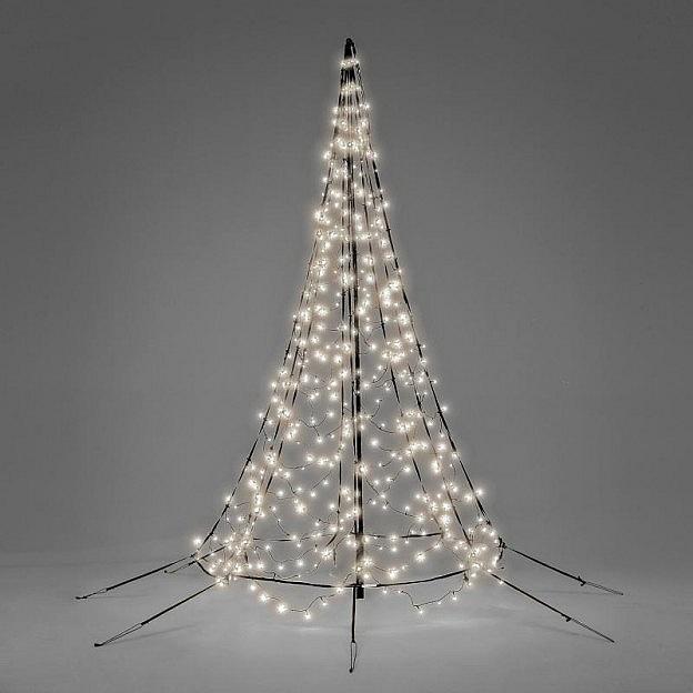 LED-Lichterkettenbaum 300 cm