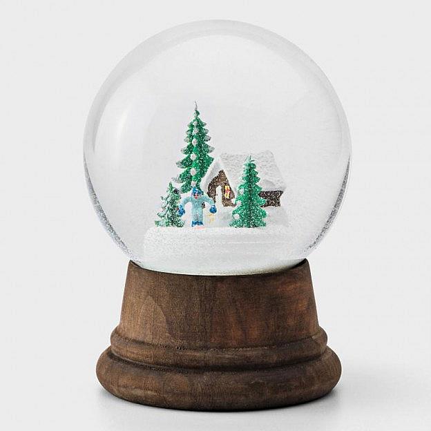 Waldhütte Glas, Buche