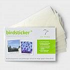 Vogelschutz-Kleber hochtransparent