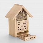 Nisthilfe für Wildbienen Kiefer