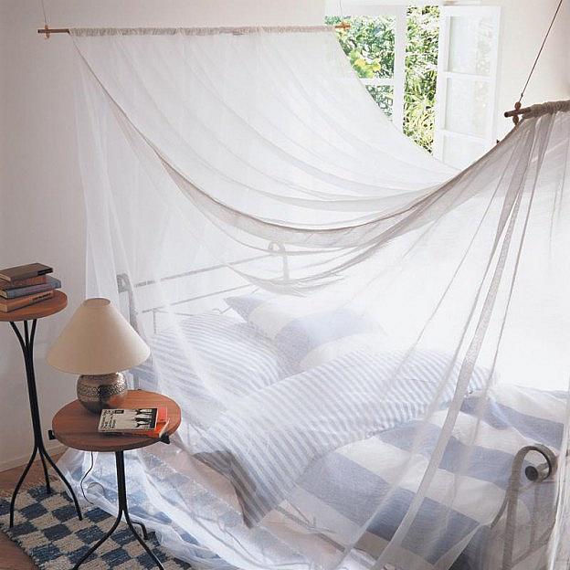 Komfort-Moskitonetz Polyester