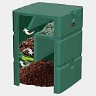 Komposter mit 3-Kammer-System
