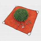 Formschnitt-Tuch Baumwolle