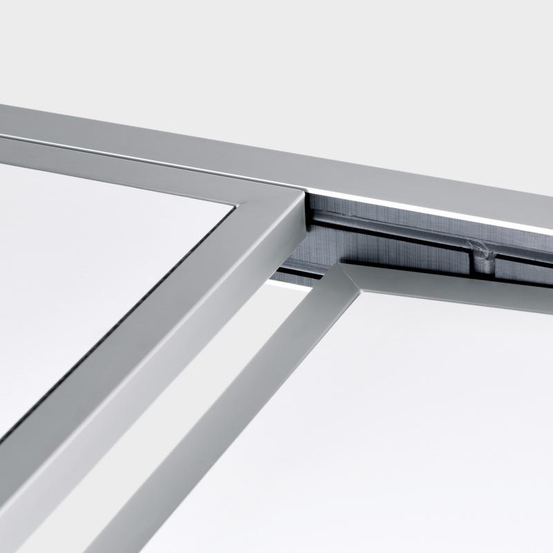 Beautiful Gartentisch Aluminium/HPL Ausziehbar 140 Cm Bis 280 Cm
