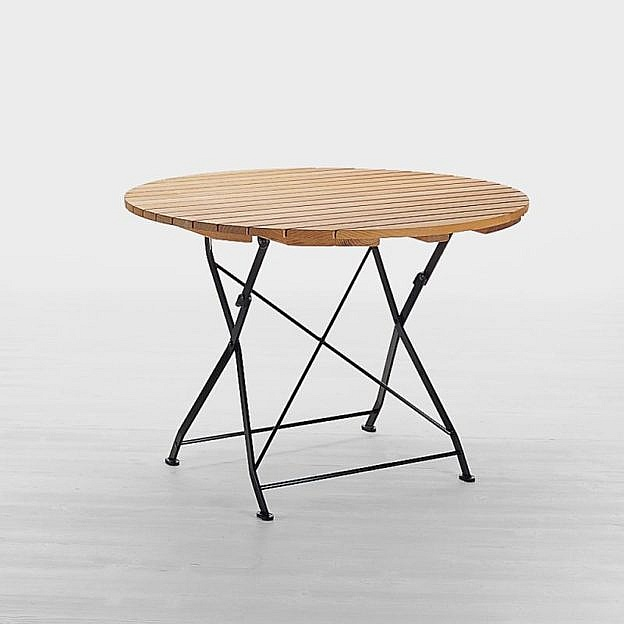 Gartentisch rund 100 cm