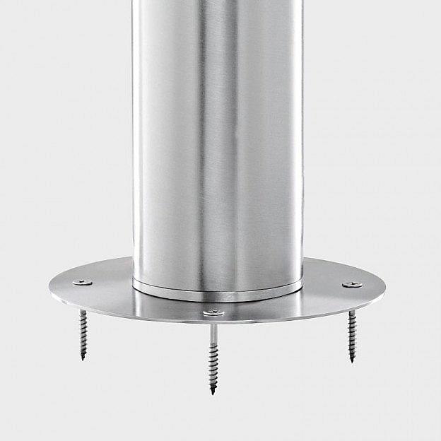 Zier-Bodenadapterplatte rund