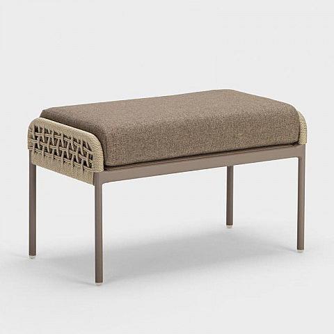 hocker greta gurtbespannung alu pes. Black Bedroom Furniture Sets. Home Design Ideas