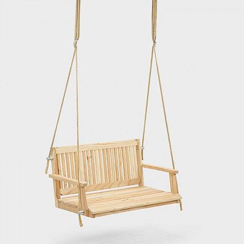 schaukelbank l rche biber umweltprodukte versand. Black Bedroom Furniture Sets. Home Design Ideas