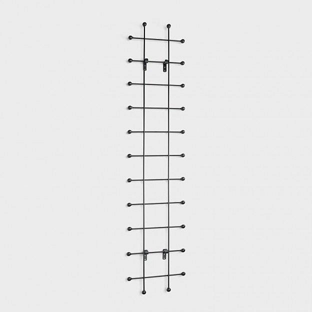 Rankspalier Stahl, 35 cm