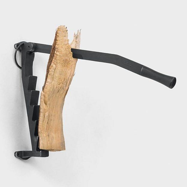 Holzspalter Gusseisen