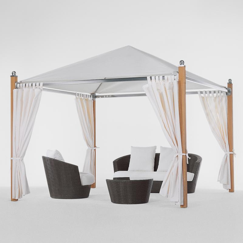 pavillon selbst bauen pictures. Black Bedroom Furniture Sets. Home Design Ideas