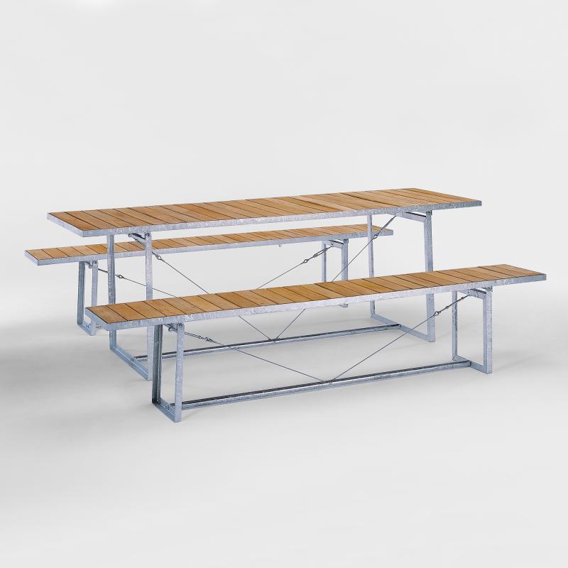Architektenbank Robinie - Biber.com