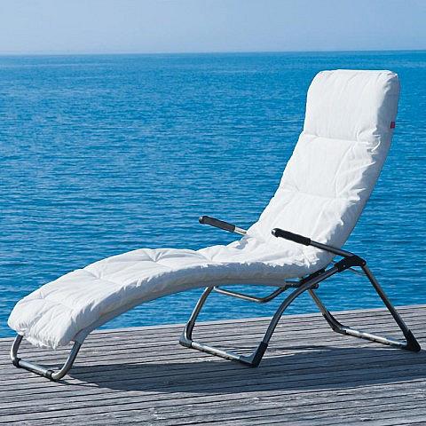 auflage f r wipp sonnenliege. Black Bedroom Furniture Sets. Home Design Ideas